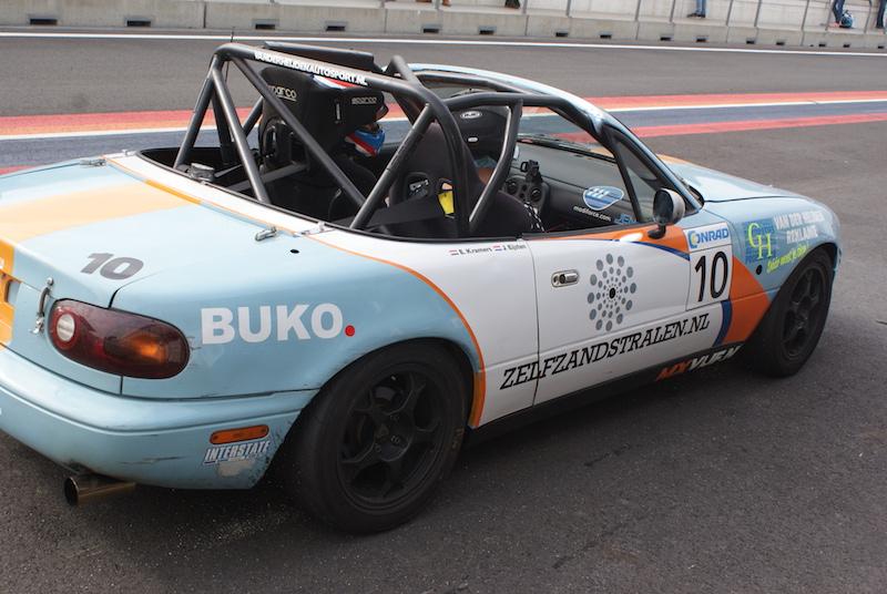 BUKO Sponsordag met JEN Racingteam wederom groot succes