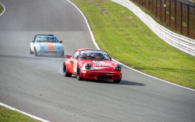 Racen tijdens de Historische Grand Prix: een droom die uitkomt
